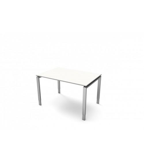 Schreibtisch StageOne Form 5, rechteckig